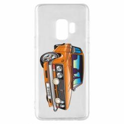 Чехол для Samsung S9 A car