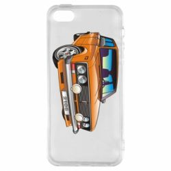 Чехол для iPhone5/5S/SE A car