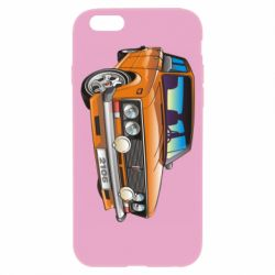 Чехол для iPhone 6/6S A car