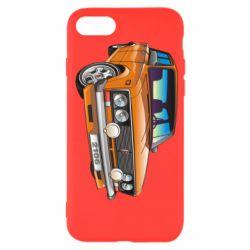 Чехол для iPhone 7 A car