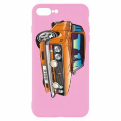 Чехол для iPhone 8 Plus A car
