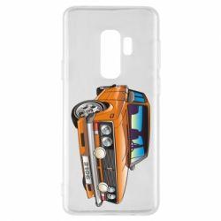 Чехол для Samsung S9+ A car