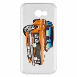 Чехол для Samsung A7 2017 A car