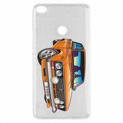 Чехол для Xiaomi Mi Max 2 A car