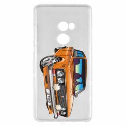 Чехол для Xiaomi Mi Mix 2 A car