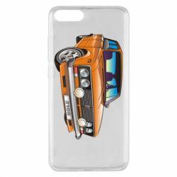 Чехол для Xiaomi Mi Note 3 A car