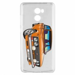 Чехол для Xiaomi Redmi 4 A car