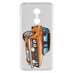 Чехол для Xiaomi Redmi 5 A car