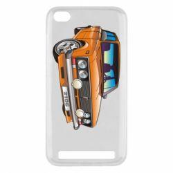 Чехол для Xiaomi Redmi 5a A car