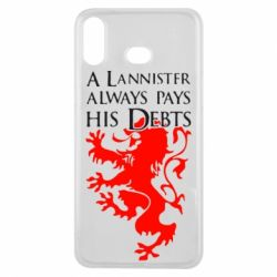 Чехол для Samsung A6s A Lannister always pays his debts - FatLine