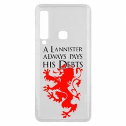Чехол для Samsung A9 2018 A Lannister always pays his debts - FatLine