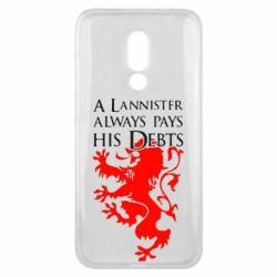 Чехол для Meizu 16x A Lannister always pays his debts - FatLine