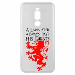 Чехол для Meizu Note 8 A Lannister always pays his debts - FatLine