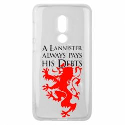 Чехол для Meizu V8 A Lannister always pays his debts - FatLine