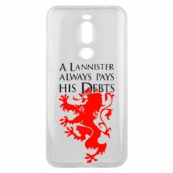 Чехол для Meizu X8 A Lannister always pays his debts - FatLine