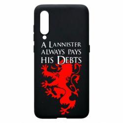 Чехол для Xiaomi Mi9 A Lannister always pays his debts