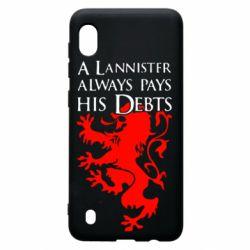 Чохол для Samsung A10 A Lannister always pays his debts