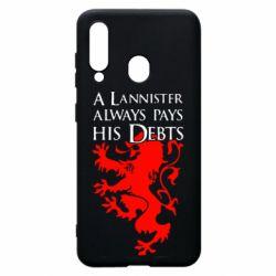 Чохол для Samsung A60 A Lannister always pays his debts