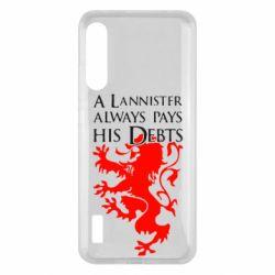 Чохол для Xiaomi Mi A3 A Lannister always pays his debts