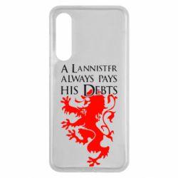 Чехол для Xiaomi Mi9 SE A Lannister always pays his debts