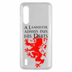 Чехол для Xiaomi Mi9 Lite A Lannister always pays his debts