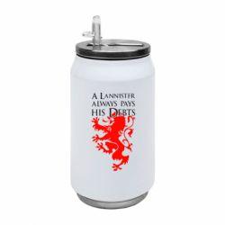Термобанка 350ml A Lannister always pays his debts