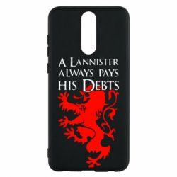 Чехол для Huawei Mate 10 Lite A Lannister always pays his debts - FatLine