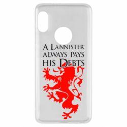 Чехол для Xiaomi Redmi Note 5 A Lannister always pays his debts - FatLine