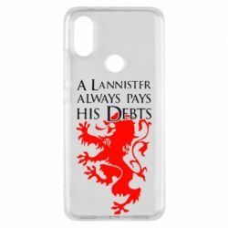 Чехол для Xiaomi Mi A2 A Lannister always pays his debts - FatLine