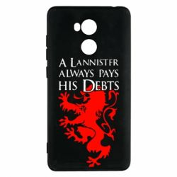 Чехол для Xiaomi Redmi 4 Pro/Prime A Lannister always pays his debts - FatLine