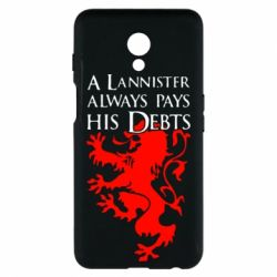Чехол для Meizu M6s A Lannister always pays his debts - FatLine