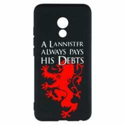 Чехол для Meizu Pro 6 A Lannister always pays his debts - FatLine