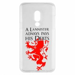 Чехол для Meizu 15 A Lannister always pays his debts - FatLine