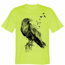 Чоловіча футболка A pack of ravens