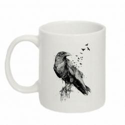 Кружка 320ml A pack of ravens
