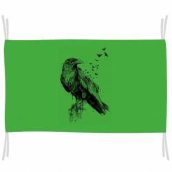 Прапор A pack of ravens
