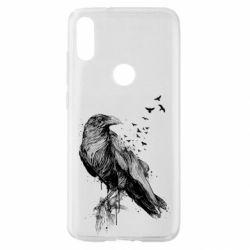 Чохол для Xiaomi Mi Play A pack of ravens