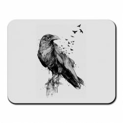Килимок для миші A pack of ravens