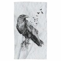 Рушник A pack of ravens