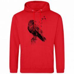 Чоловіча толстовка A pack of ravens