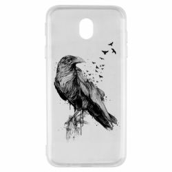 Чохол для Samsung J7 2017 A pack of ravens