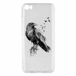 Чохол для Xiaomi Mi5/Mi5 Pro A pack of ravens