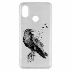 Чохол для Xiaomi Mi8 A pack of ravens
