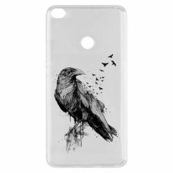 Чохол для Xiaomi Mi Max 2 A pack of ravens