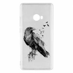 Чохол для Xiaomi Mi Note 2 A pack of ravens