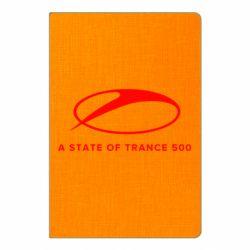 Блокнот А5 A state of trance 500