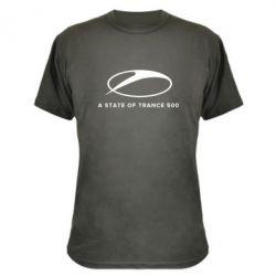 Камуфляжна футболка A state of trance 500