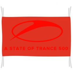 Флаг A state of trance 500