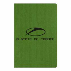 Блокнот А5 A state of trance