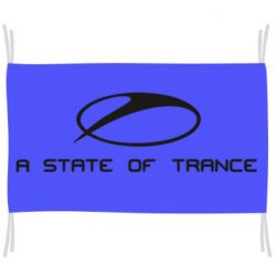 Флаг A state of trance